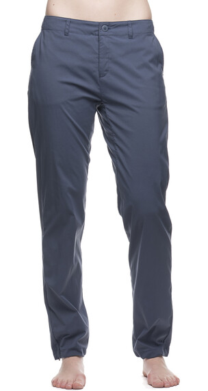 Houdini W's Liquid Rock Pants Rider Blue